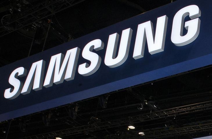 Logo Samsung. (Samsung Newsroom)