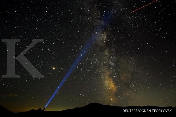 Meteor besar menghantam Bumi 800 juta tahun silam, ungkap ilmuwan Jepang