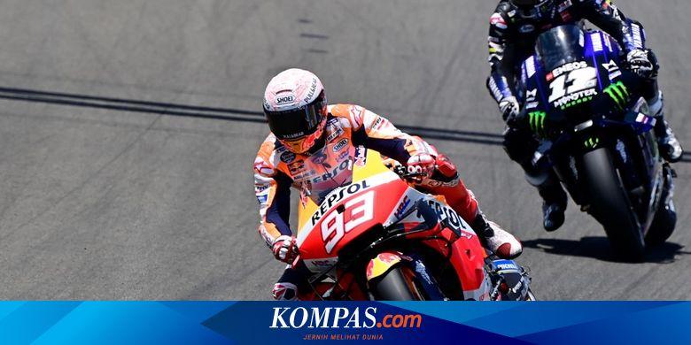Pasalnya Marc Marquez menarik diri dari halaman MotoGP Andalusia semua