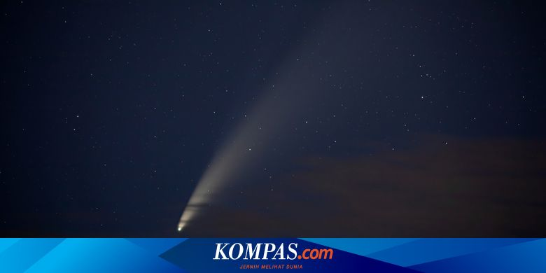 "SpaceX Satellite Light Polution ""Destroys"" Neowise Comet Pictures"