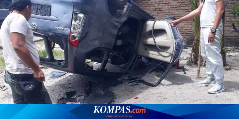 Ketika buronan narkoba dilindungi, petugas BNNK dipukuli dan mobil dijatuhkan secara anarkis