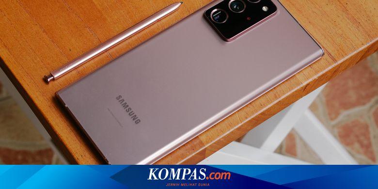 Galaxy Note 20 akan menjadi Samsung Note terakhir?