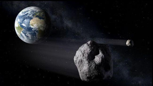 Gawat! NASA Memperingatkan Akan Ada Serangan Asteroid