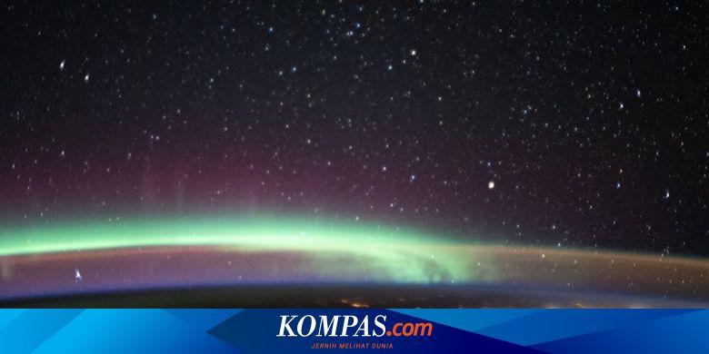 ISS Merekam Momen 2 Fenomena Indah dari Bumi dalam Satu Halaman Gambar semua