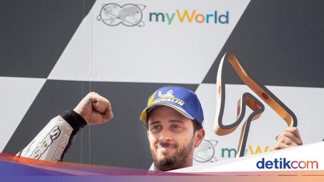 Kemenangan yang aneh untuk Dovizioso