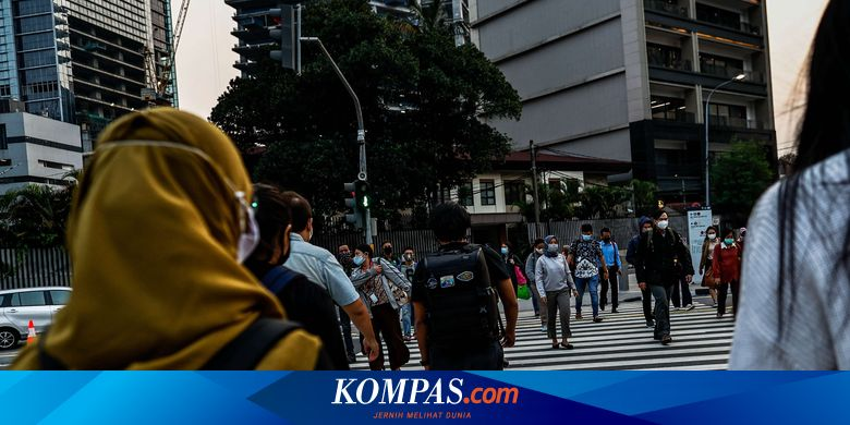 UPDATE: Sekarang Ada 123.503 Kasus Covid-19 di Indonesia, Bertambah 2.277 Hal