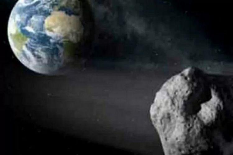 Untuk Melindungi Bumi dari Asteroid, Ilmuwan Berencana untuk Memasang Kabel Pengalihan Tethered