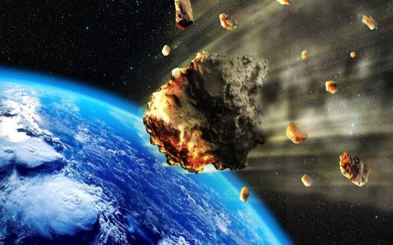 Wow, meteorit pelangi di Kosta Rika ini berasal dari awal terbentuknya tata surya